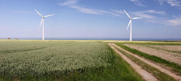 Découvrez le site internet du Projet éolien du Beaujolais vert